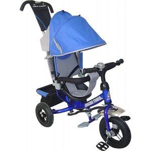 все цены на Трехколесный велосипед Lexus Trike Racer Trike (MS-0536) синий онлайн