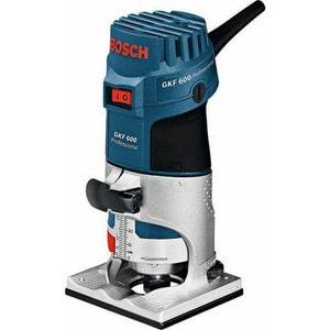 Кромочный фрезер Bosch GKF 600 (0.601.60A.100) bosch gkf 600 professional 060160a101 page 1