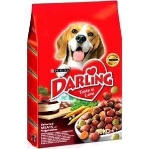 купить Сухой корм Darling Taste & Love Selected Meats with Vegetable с мясом и овощами для собак 10кг (12285418) недорого