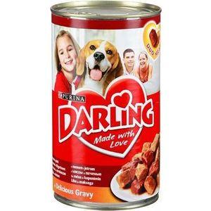 Консервы Darling Made with Love Duo Meat Meat & Liver с мясом и печенью для собак 1,2кг (12067965)