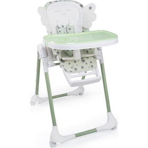 Стул для кормления Happy Baby WINGY green (4690624018626)