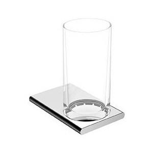 Держатель стакана Keuco Edition 400 (11550019000) полочка для душа со скребком keuco edition 400 11559170000