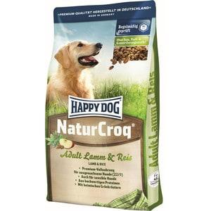 Сухой корм Happy Dog NaturCroq Adult Lamb & Rice с ягненком и рисом для чувствительных собак 15кг (02563) сухой корм happy dog mini adult 1 10kg neuseeland lamb