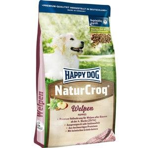 Сухой корм Happy Dog NaturCroq Welpen Puppies с мясом птицы для щенков всех пород 15кг (02558)