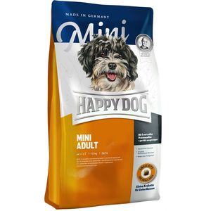 Сухой корм Happy Dog Mini Adult 1-10kg с мясом птицы для взрослых собак мелких пород до 10кг 1кг (60003) stroke 50mm 2 inches 12v 100n 10kg 40mm s mini electric linear actuator mechanism linear tubular motor motion free shipping