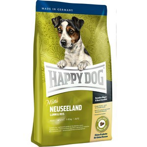 Сухой корм Happy Dog Mini Adult 1-10kg Neuseeland Lamb & Rice с ягненком и рисом для взрослых собак мелких пород 4кг (60115) stroke 50mm 2 inches 12v 100n 10kg 40mm s mini electric linear actuator mechanism linear tubular motor motion free shipping