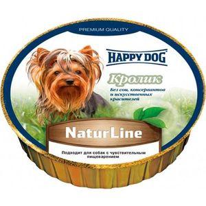 Консервы Happy Dog Natur Line кролик для собак 85г (71499)