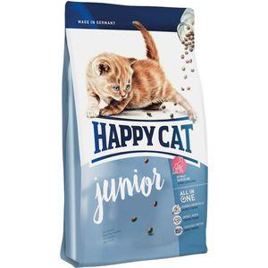Сухой корм Happy Cat Junior For Kittens с мясом птицы для котят 4кг (70029/70183) the color kittens