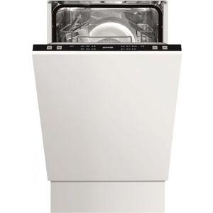 Встраиваемая посудомоечная машина Gorenje GV51011 посудомоечная машина встраиваемая siemens sr64m030ru