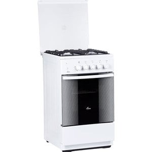 Газовая плита Flama FG 24215 W газовая плита flama fg 24215 w газовая духовка белый
