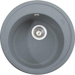 Кухонная мойка Kaiser Granit D49 серый (KGM-490-G) мойка кухонная weissgauff quadro 575 eco granit белый