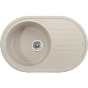 Кухонная мойка Kaiser Granit 78x50x22 песочный Sand (KGM-7750-S) weissgauff quadro 420 eco granit песочный