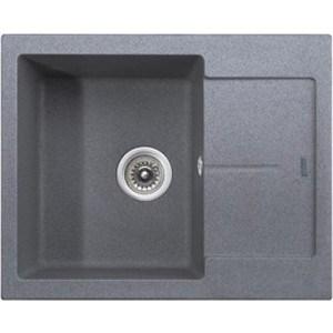 Кухонная мойка Kaiser Granit 62x50x22 серый (KGMK-6250-G) weissgauff atlas granit серый беж