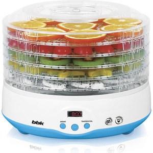 Сушилка для овощей BBK BDH204D белый/голуб сушилка bbk bdh204d white orange
