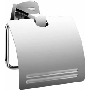 Держатель для туалетной бумаги Milardo Volga хром (VOLSMC0M43) держатель для туалетной бумаги milardo amur хром amusmc0m43