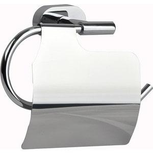 Держатель для туалетной бумаги Milardo Solomon хром (SOLSMC0M43) держатель для туалетной бумаги milardo amur хром amusmc0m43
