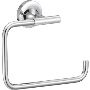 Держатель для туалетной бумаги Milardo Magellan хром (MAGSM00M43) шампунь clear ледяная свежесть с ментолом 200 мл 67299617