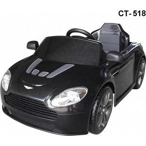 Электромобиль CHIEN TI Aston Martin (CT-518R) черный кеды martin pescatore martin pescatore ma108awawka0
