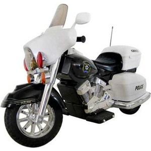 Электромобиль CHIEN TI PATROL H.POLICE (CT-950) белый