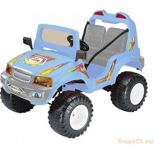 Электромобиль CHIEN TI OFF-ROADER (CT-885R) голубой