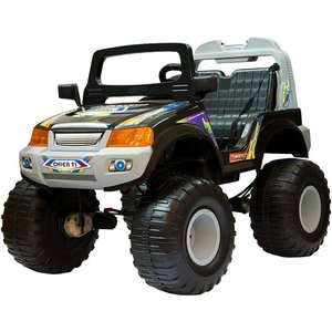 Электромобиль CHIEN TI OFF-ROADER (CT-885 4x4) черный
