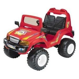 Электромобиль CHIEN TI OFF-ROADER (CT-885 4x4) красный камуфляж электромобиль chien ti beach racer ct 558 зеленый