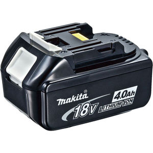 Фотография товара аккумулятор Makita 18В 4Ач Li-Ion ВL1840 (632С19-5) (681832)
