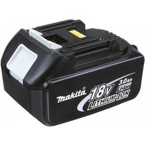 Аккумулятор Makita 18В 3Ач Li-Ion ВL1830 (197600-6) аккумулятор aeg 18в 2aч li ion l1820r 4932430169