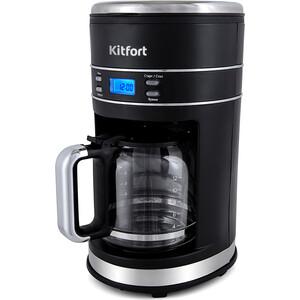 Кофеварка KITFORT KT-704-2 кофеварка kitfort кт 704 2 черная