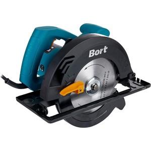 Пила дисковая Bort BHK-160U  пила bort bhk 185u