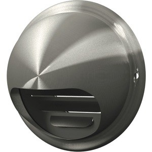 цена Выход Era стенной вентиляционный вытяжной металлический с фланцем D160 (16ВМ)