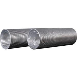 Воздуховод Era гибкий алюминиевый гофрированный L до 3м (25ВА)