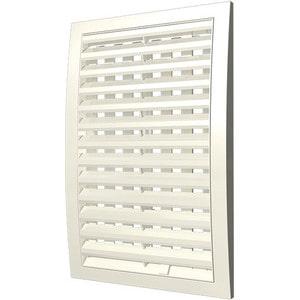 san francisco 31444 faddb цены Решетка Era вентиляционная регулируемая АБС 350х350 (3535РРП Ivory)