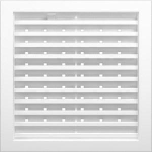 Решетка Era наружная ASA вентиляционная регулируемая 350х350 (3535РРПН)
