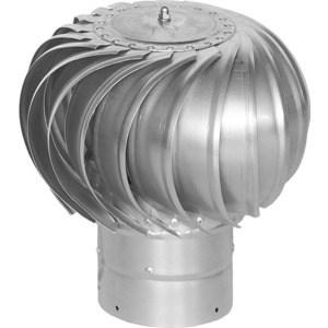 Турбодефлектор Era ТД-160 оцинкованный металл (ТД-160ц) турбодефлектор era тд 120 окрашеный металл ral 8017 тд 120 8017