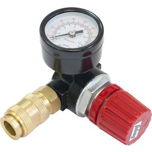 Регулятор давления Fubag RD-001 с манометром, внутренняя резьба, 1/4'' (220001)