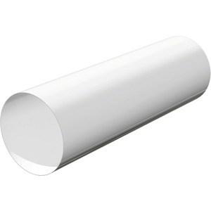 Воздуховод Era круглый ПВХ D125 L- 2м (125ВП2) фланец круглый пвх диам 125 вентиляция