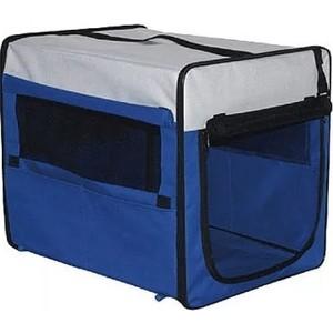 Переноска GiGwi Pet Travel складная для собак 64Х46Х53см (75213) lovoyager vb14004 fashionable pet front chest dog travel carrier bag