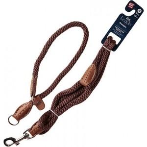 Поводок GiGwi Pet Collars Leads М с петлей для маленьких собак (75173) поводок gigwi pet collars leads xl с петлей для больших собак 75175