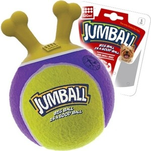 Игрушка GiGwi Jumball Big Ball Is a Good Ball мяч с захватом для собак (75364) good deal belly bumper ball
