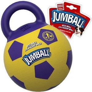 Игрушка GiGwi Jumball Big Ball Is a Good Ball мяч с захватом для собак (75366)