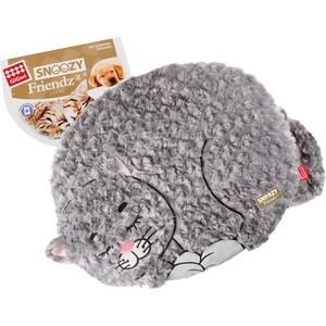 Лежанка GiGwi Snoozy Friendz Warm&Comfort кошка для кошек и собак 55x40x6,4см (75118)