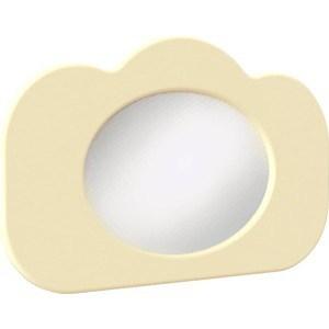 Зеркало Compass ДК-15 абрикос шагрень/ваниль шагрень