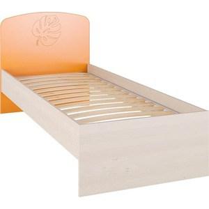 Кровать Compass МДМ-11К Оранжевый