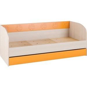 Кровать Compass МДМ-12К Оранжевый
