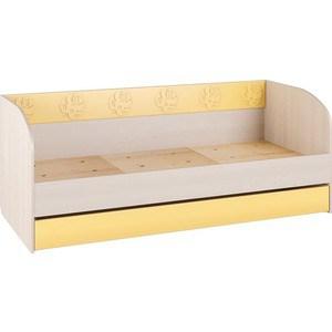 Кровать Compass МДМ-12К Желтый