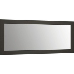 Зеркало настенное Compass АМ - 9 Орех черный