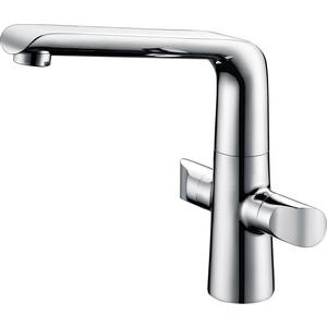 Смеситель для кухни Kaiser Saturn хром (42044) смеситель для ванны коллекция saturn 42022 двухвентильный хром kaiser кайзер