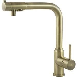 Смеситель для кухни Kaiser Teka под фильтр, бронза Bronze (13044-3) смеситель для кухни kaiser merkur под фильтр бронза bronze 26044 3