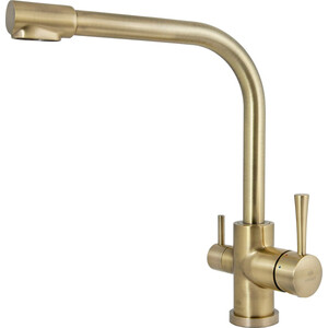 Смеситель для кухни Kaiser Merkur под фильтр, бронза Bronze (26044-3) смеситель для кухни kaiser merkur под фильтр хром 26044